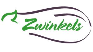 Zwinkels Aubergine Logo